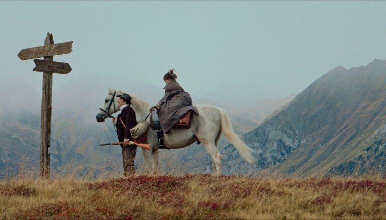 Uz lielajiem ekrāniem nonāks latviešu vesterns 'Wild East. Kur vedīs ceļš'