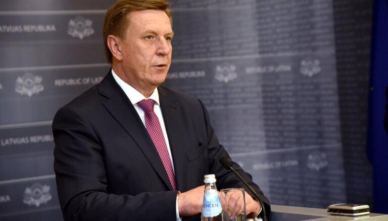 Kučinskis: Latvija ir gatava veikt jaunus ieguldījumus valsts drošībai