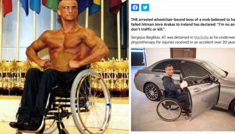 Lietuviešu 'Narcos': miljonus vērta narkobiznesa vadītājs ratiņkrēslā, kuram paklausīja pat Spānijas likumsargi