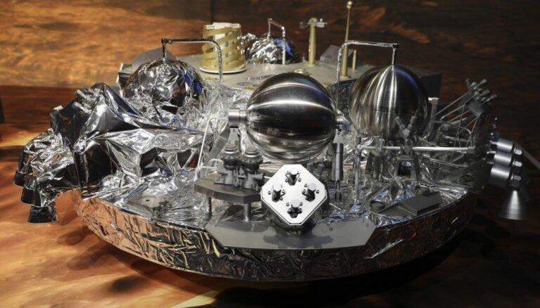 Eiropas Kosmosa aģentūrai joprojām nav zināms, kas noticis ar Marsa zondes moduli