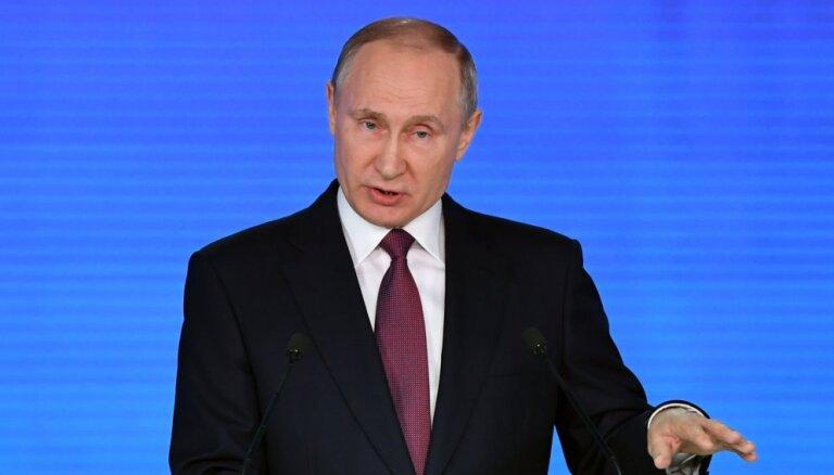 """Путин назвал Скрипаля """"подонком"""" и сравнил шпионаж с проституцией"""