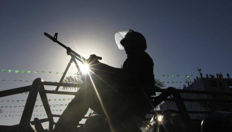 Izraēla izsludinājusi kaujas gatavību armijai pie robežas ar Libānu