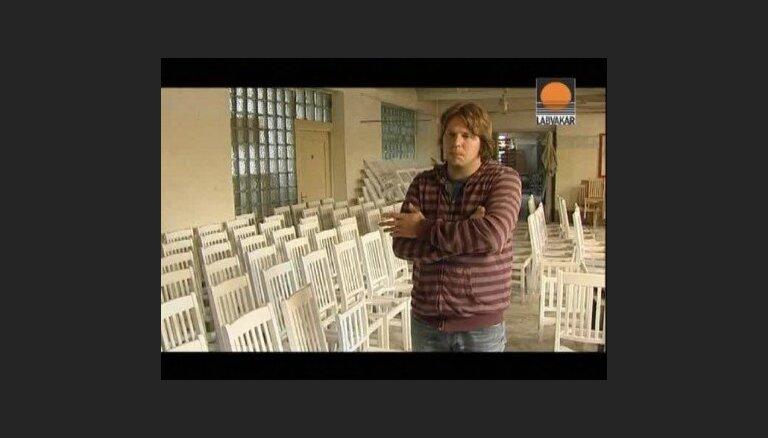 'Latvija var': Mēbeļu ražotājs Normunds Brēmers