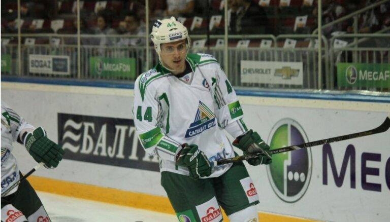 Karsuma, Kuldas un Podziņa pārstāvētās komandas ar uzvarām atsāk KHL čempionātu