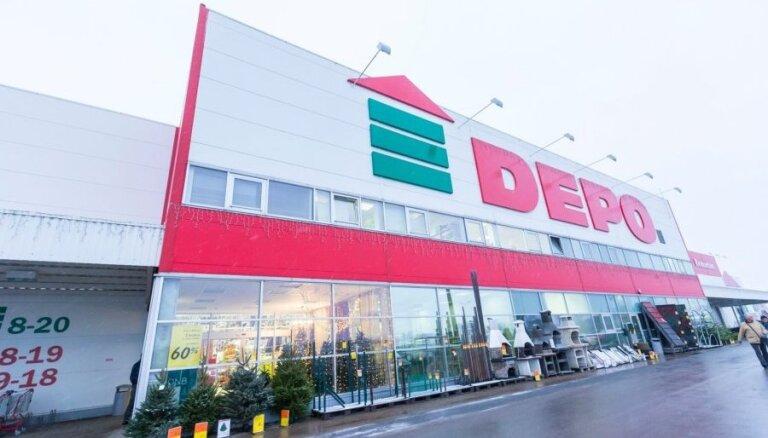 Латвийская сеть Depo может открыть магазины в Эстонии