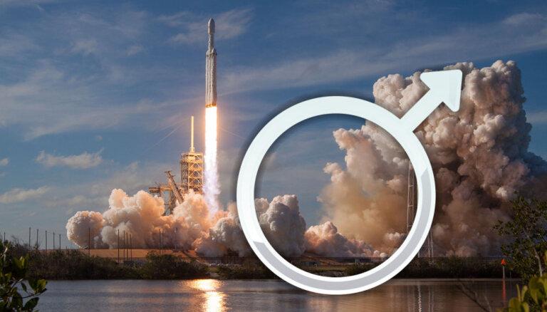 Marss Ūdensvīra zīmē šovasar mudinās uz avantūrām