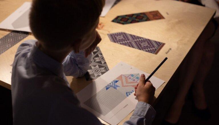 Rīgas mākslas telpā aicina uz izglītojošām un radošām nodarbībām bērniem