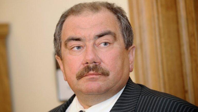 AT priekšsēdētāja amatam virza Bičkoviču