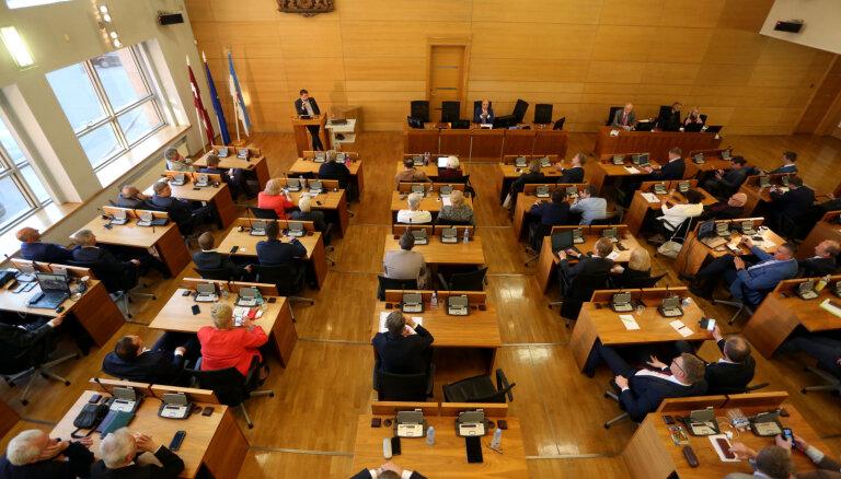 Новый мэр Риги должен быть избран до 20 августа, иначе думу распустят