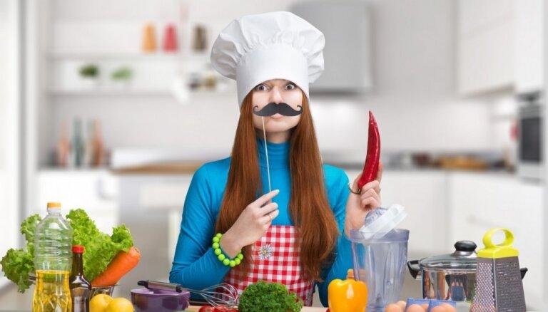 Kā ātri un garšīgi pabarot ģimeni?
