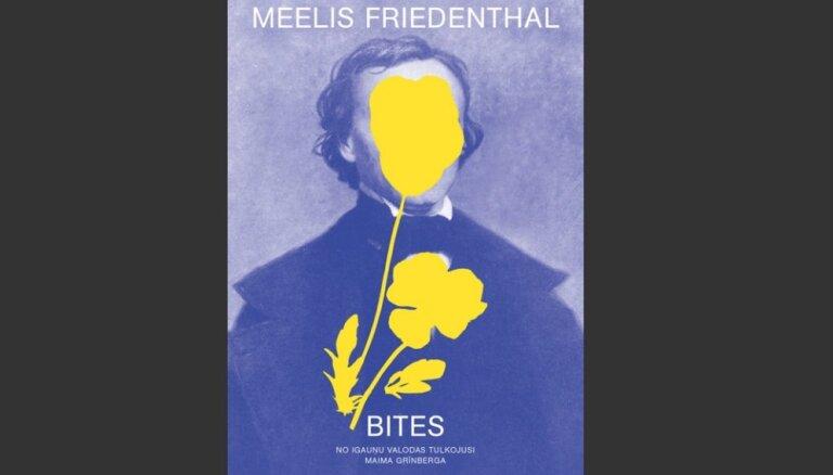 Apgāds 'Mansards' izdevis igauņu rakstnieka Mēlisa Frīdentāla romānu 'Bites'