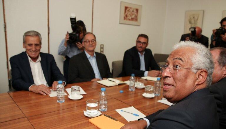 Portugāles Sociālistiskā partija pēc uzvaras vēlēšanās valdīs viena pati