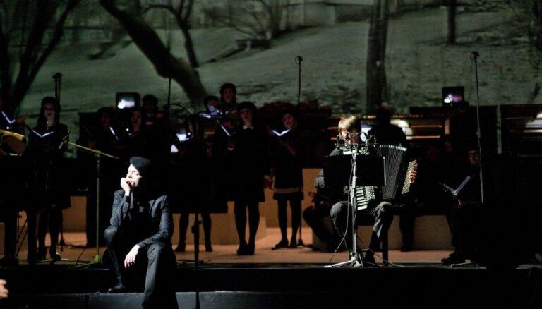 Vidzemes koncertzālē - muzikāla izrāde 'Vācietis. Klavierkoncerts'