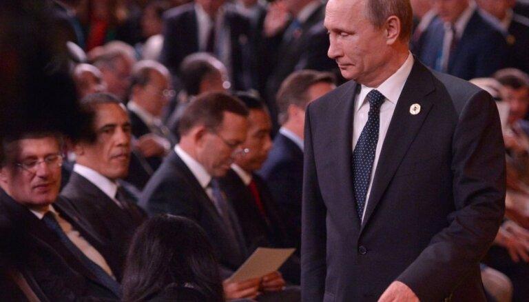 """Путин: Россия не позволит Киеву уничтожить """"всех своих политических противников"""""""