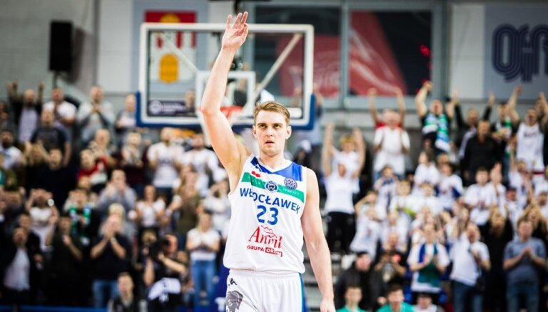 Freimanis ar deviņiem punktiem palīdz 'Anwil' svinēt uzvaru FIBA Čempionu līgas spēlē