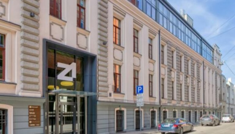 Крупнейшая сделка года: шведская компания купила офисы в Риге и Вильнюсе