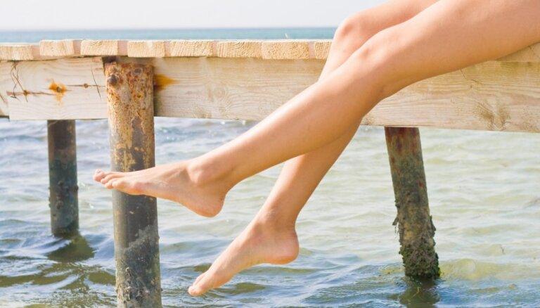 Jūras ūdens dziedē rētas un citi mīti par veselību vasarā