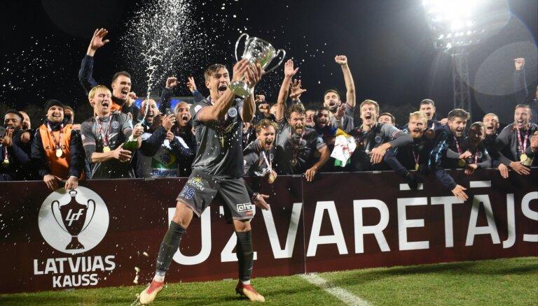 Futbola kausa izcīņas finālspēle tiks aizvadīta Jelgavā