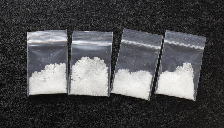 Prokuratūrā nonāk lieta par mēģinājumu robežai pārvest kilogramiem narkotiku