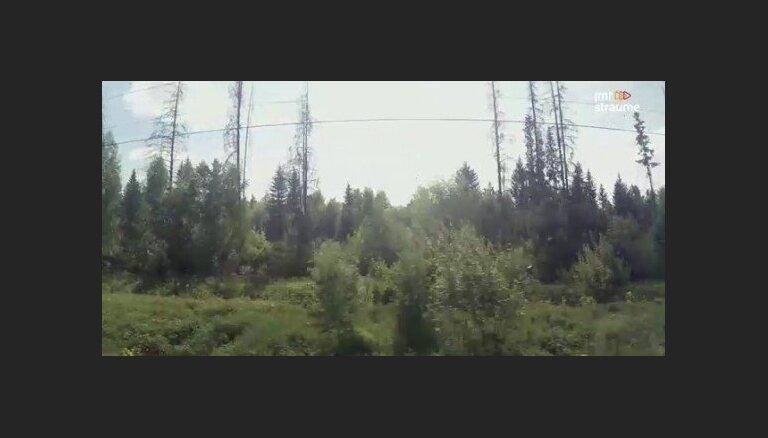 Sibīrijas ceļš šodienas acīm. Video: Rīga – Tjuhteta (video noslēdzies)