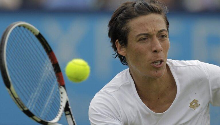 Itāļu 'Grand Slam' čempione Skjavone paziņo par karjeras beigām