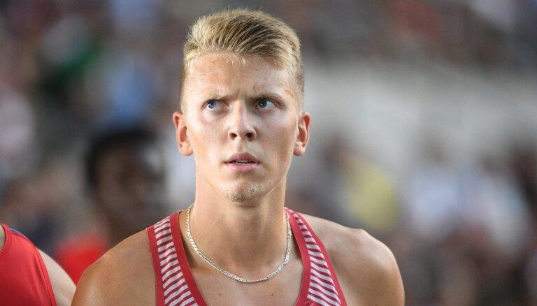 Sinčukovs kvalificējas Eiropas U-23 čempionāta pusfinālam 400 metru barjerās; citiem sportistiem vāji rezultāti