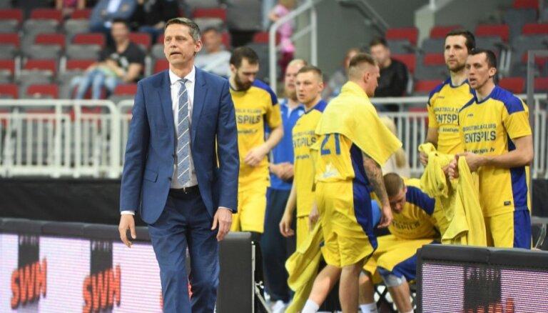 Lembergs pieļauj Muižnieka atbrīvošanu no 'Ventspils' galvenā trenera amata