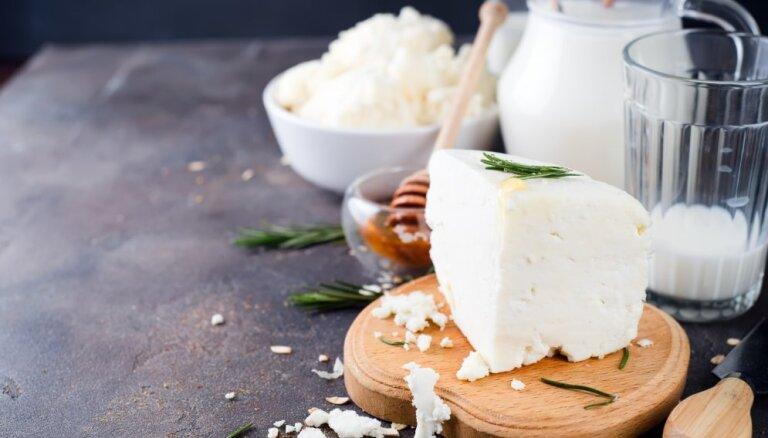 Латвия будет экспортировать молочные продукты в Сирию и Гонконг