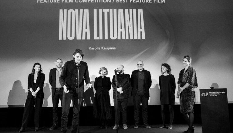 Riga IFF galveno balvu saņēmusi lietuviešu vēsturiskā drāma 'Nova Lituania'