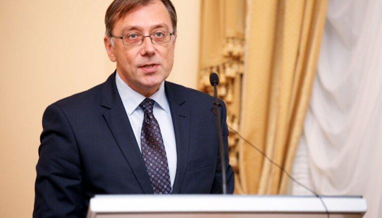 Par VeA rektora vietas pienākumu izpildītāju plāno iecelt Kārli Krēsliņu