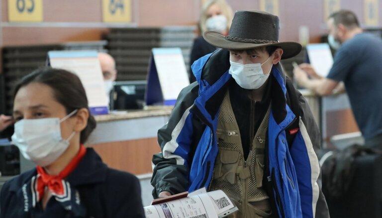 ASV vīzu kārotājus no Krievijas pielīdzina 'tautībām bez mājvietas'