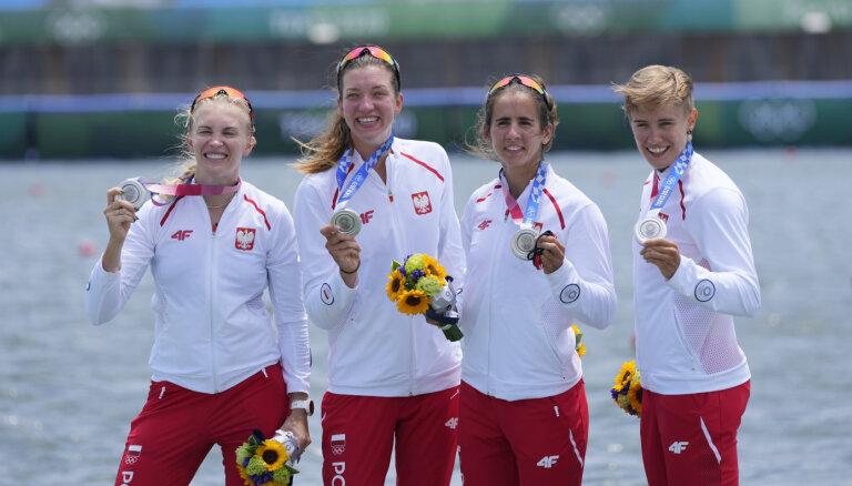 Польская медалистка Токио совершила каминг-аут в прямом эфире