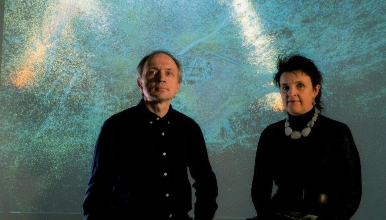 Rasas un Raita Šmitu darbs iekļauts virtuālā izstādē Vācijā
