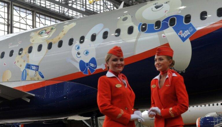 Украина вводит запрет на транзитные полеты российских авиакомпаний