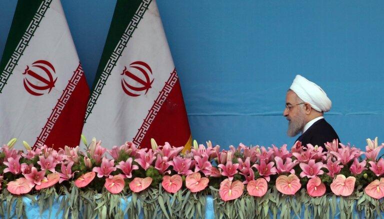 Eiropas pārstāvji noraida Irānas ultimātus kodolvienošanās jautājumā