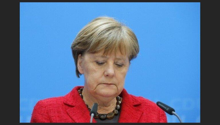 """Меркель призвала Европу взять свою судьбу """"в собственные руки"""", не полагаясь на военную защиту США"""