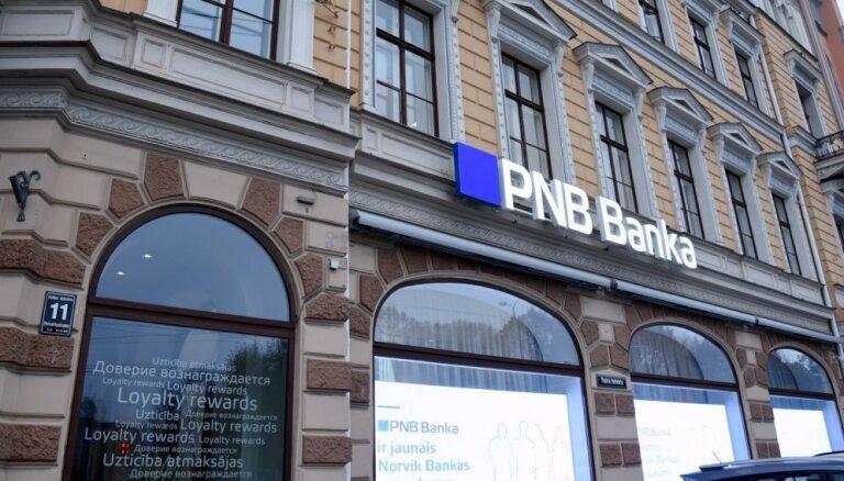 ASV un Eiropas investoru grupa iegādājusies 60% 'PNB bankas' akciju
