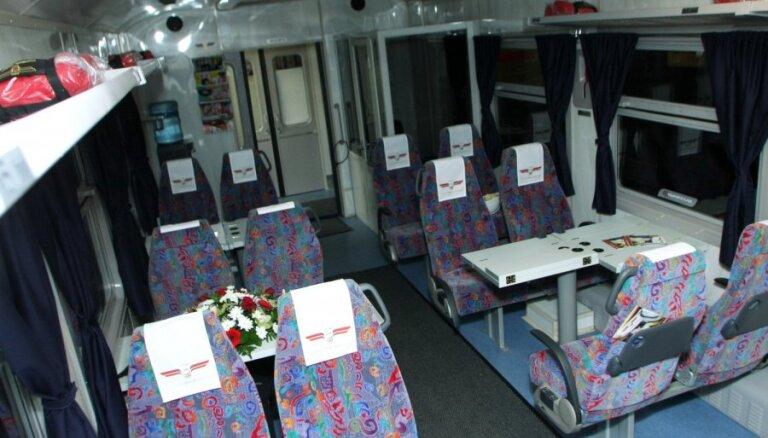 No decembra vilcieni vairs neapstāsies astoņās mazajās stacijās