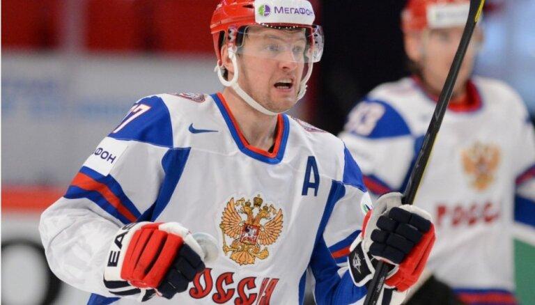 Vītoliņa trenētajai Maskavas 'Dinamo' pievienosies Tereščenko
