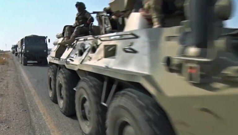 Большинство россиян выступили за окончание операции в Сирии