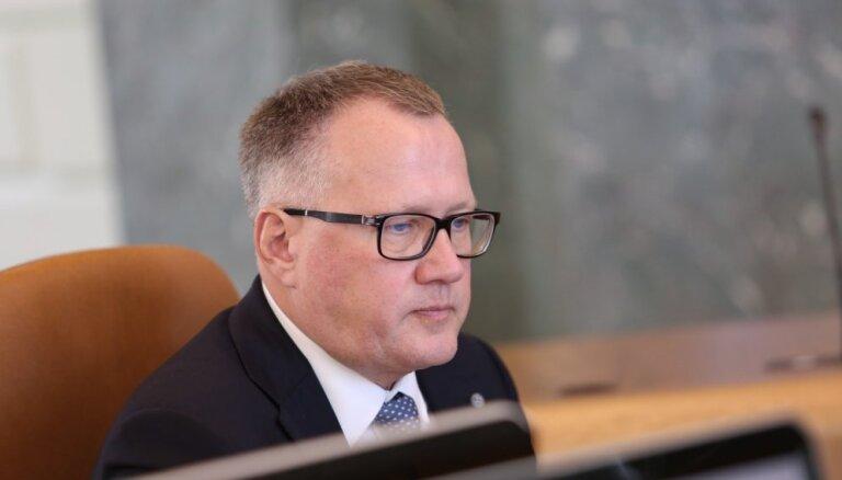Ašeradens: Latvija tuvāko triju gadu laikā varētu atteikties no OIK