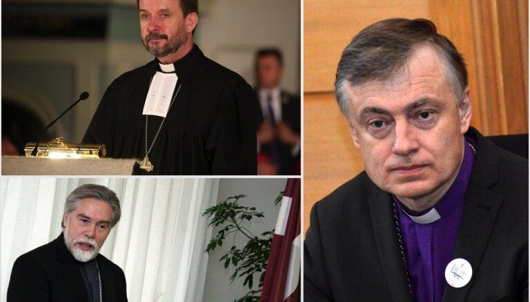 EP vēlēšanas: luterāņu bīskapi bažīgi par vārda brīvības ierobežošanu un iebiedēšanu