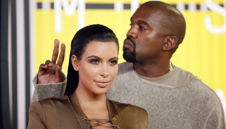 Tabloīds: Kima Kardašjana plāno šķirties no Kanjes Vesta