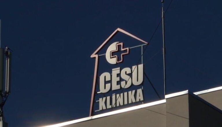 Cēsu klīnikā top bērnu veselības centrs
