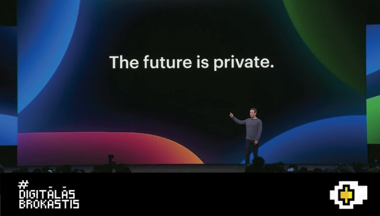 'Facebook' atklāj jaunākās funkcijas