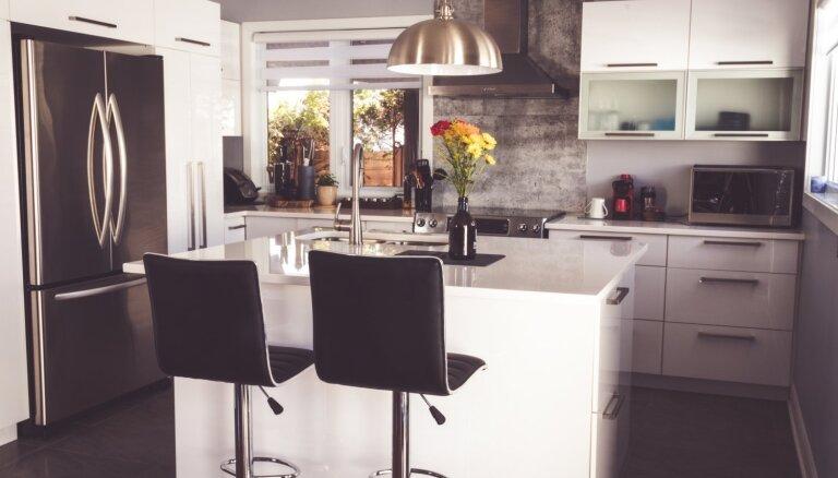 Svarīgi lēmumi, kas jāpieņem, plānojot virtuves salu