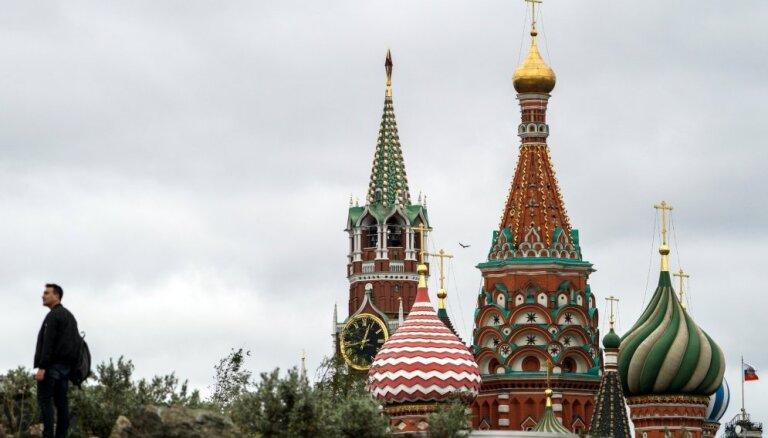 Individuālajos piketos Maskavā pieprasa godīgas vēlēšanas