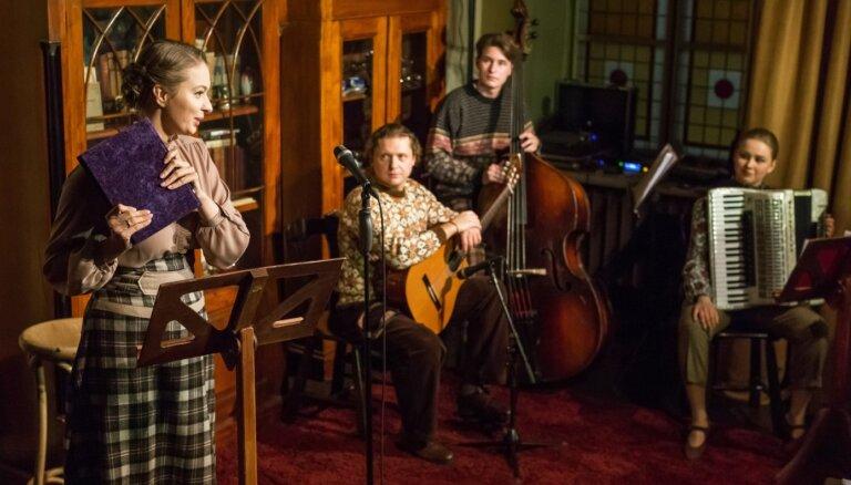 'Koncertos pirmajā rindā' uzstāsies Dana Bjorka, Valters Pūce un Ainars Mielavs