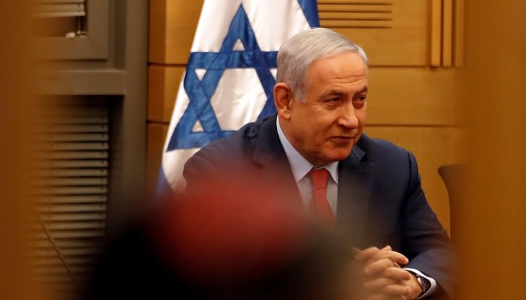Новое правительство Израиля сформирует Биньямин Нетаньяху