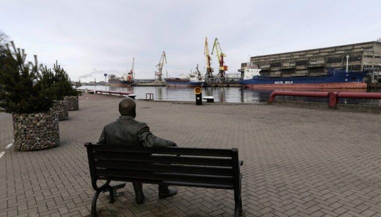 Насколько реальна приватизация латвийских портов?